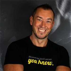 Fitnesscoach Peter Hinojal