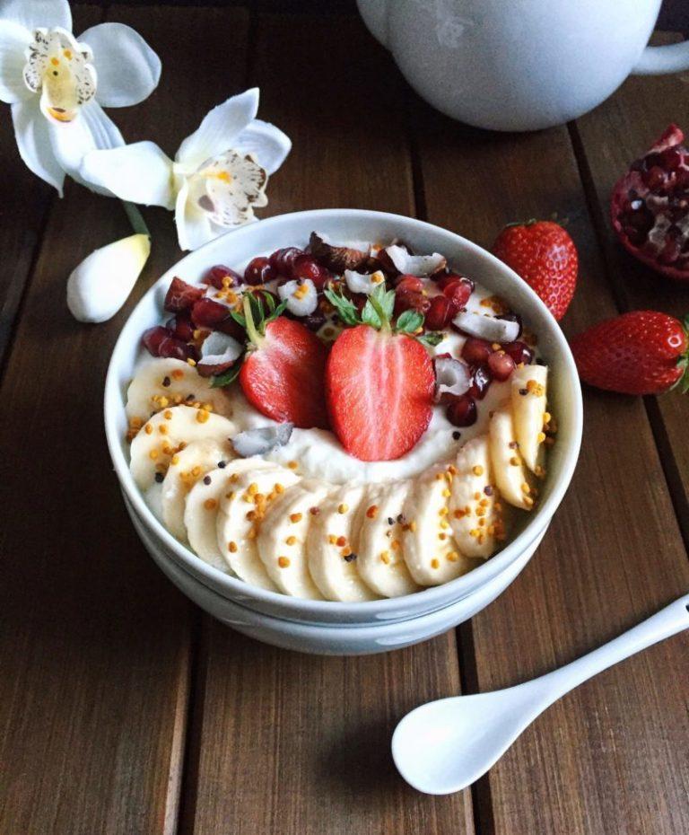 Kokos Cheese-Cream