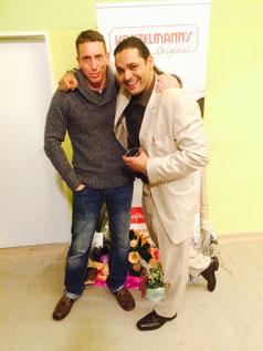 Timo und Turgay