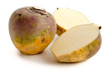 Steckrübe als Kartoffelersatz