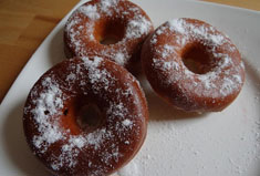 Low-Carb Donuts