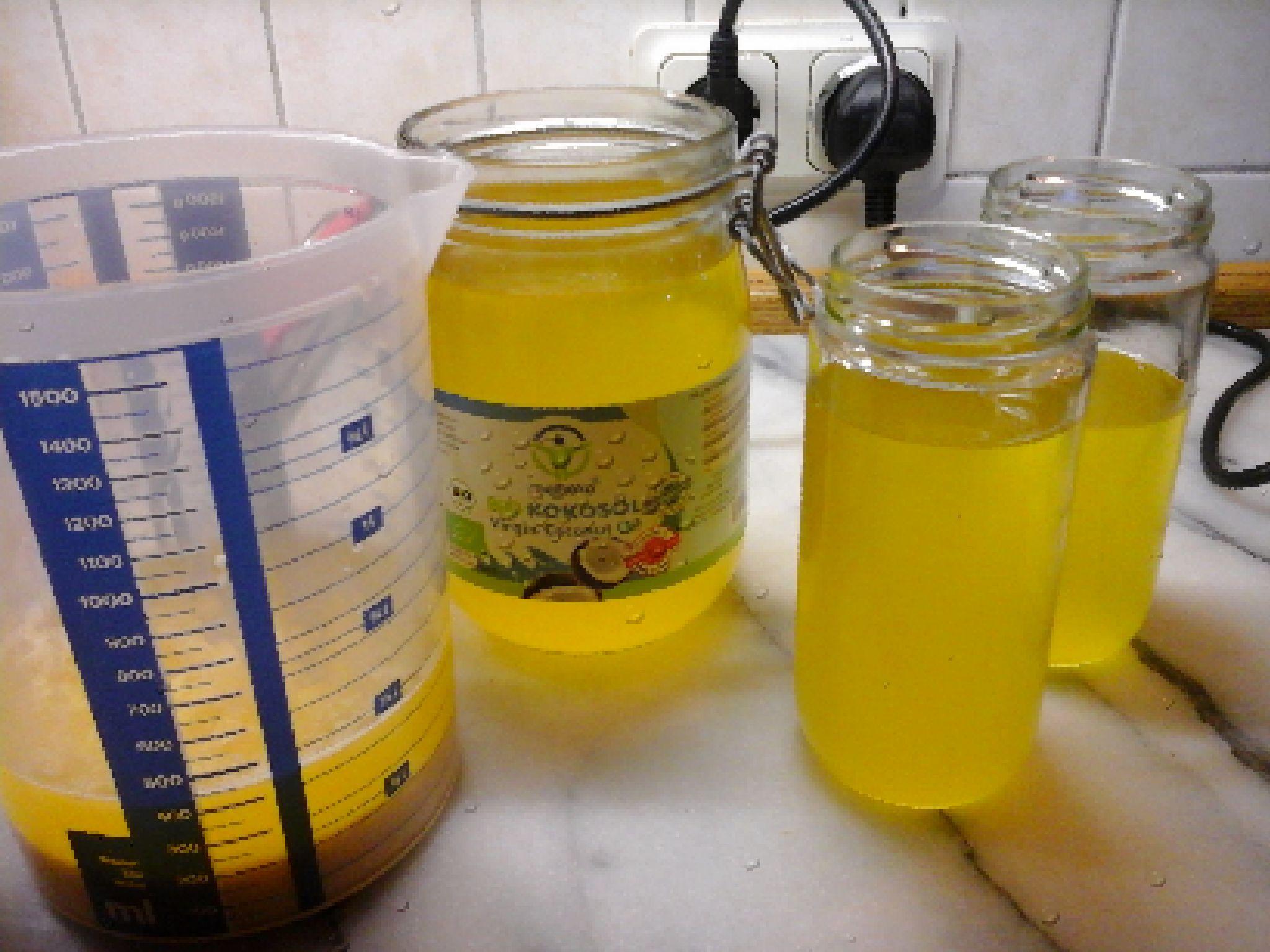 Rezept Ghee selber herstellen im Slow Cooker