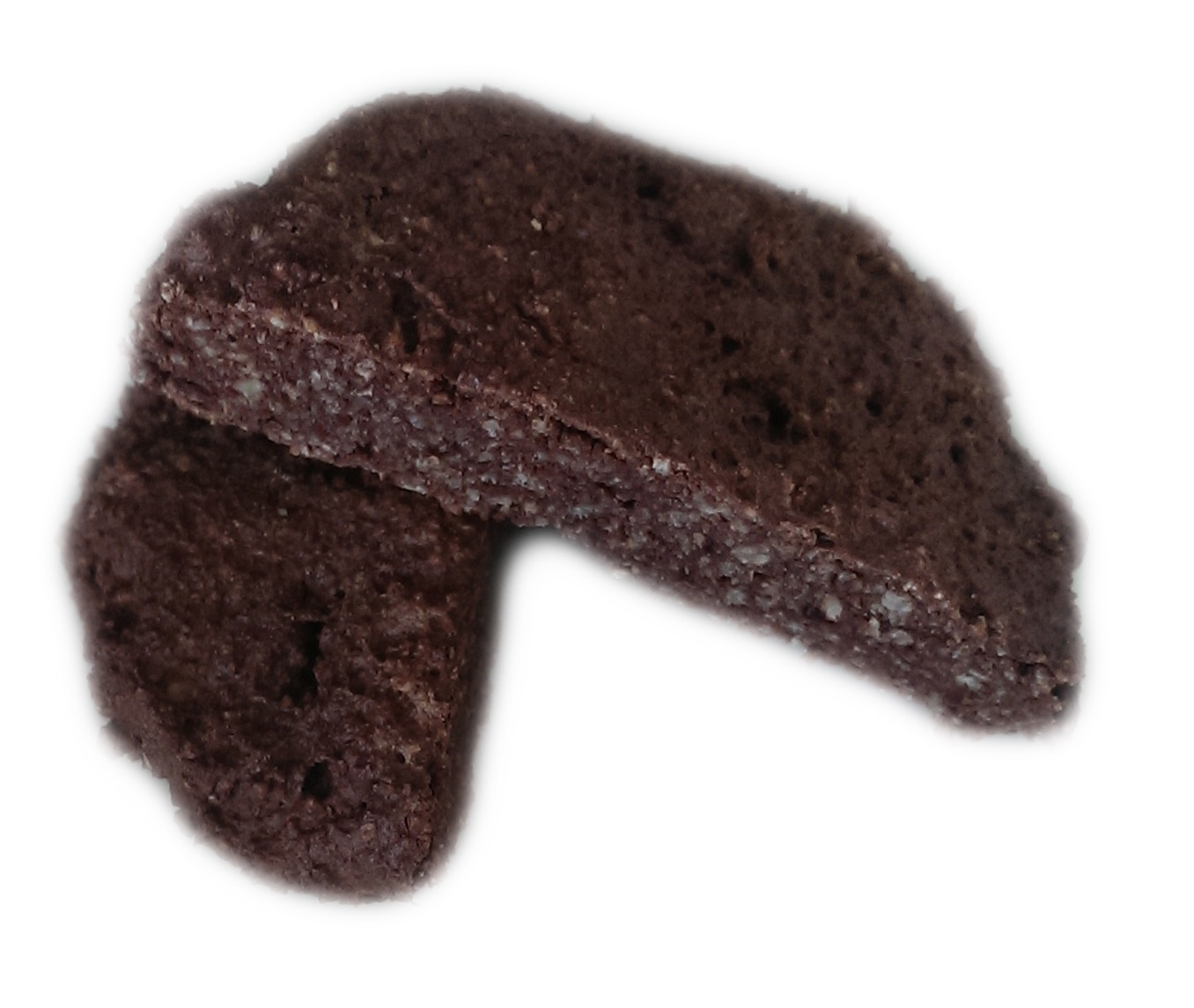 Schoko-Cookie mit Mandelmehl