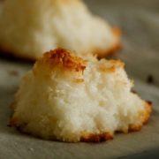 kokosmakronen ohne zuckerzusatz