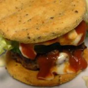 Low-Carb Burger Patty