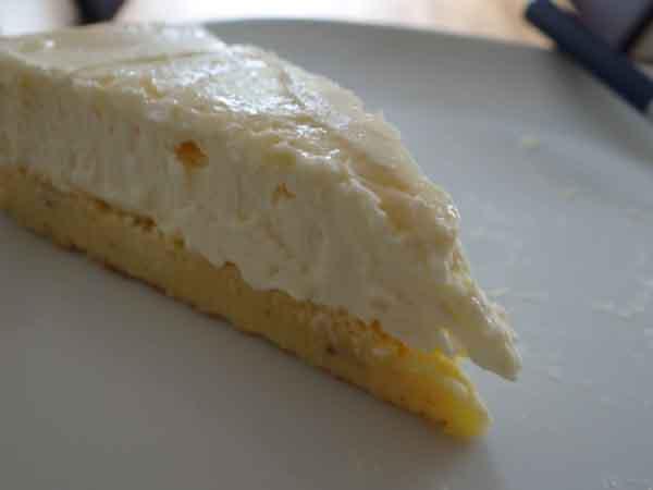 Cheese-Cake köstlich