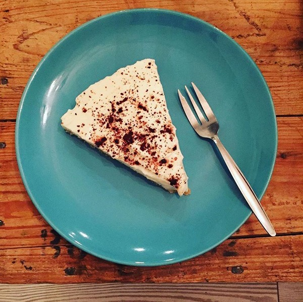 Low-Carb Cheese-Cake