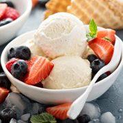 Low-Carb Desserts - ein Genuss