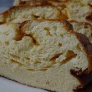Low-Carb Protein-Käsekuchen