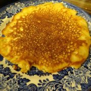Low-Carb Pfannkuchen-Rezept