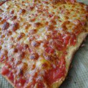 Low-Carb Pizza Rezept