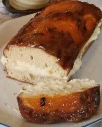 Low-Carb Pudding Kuchen