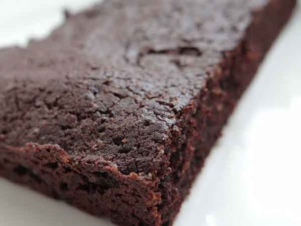 low carb dessert rezept f r saftige schoko brownies. Black Bedroom Furniture Sets. Home Design Ideas