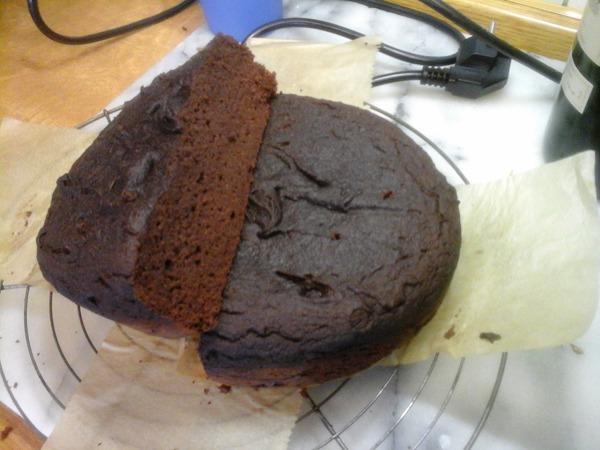 Slow-Cooker Rezept für Low-Carb Schokokuchen