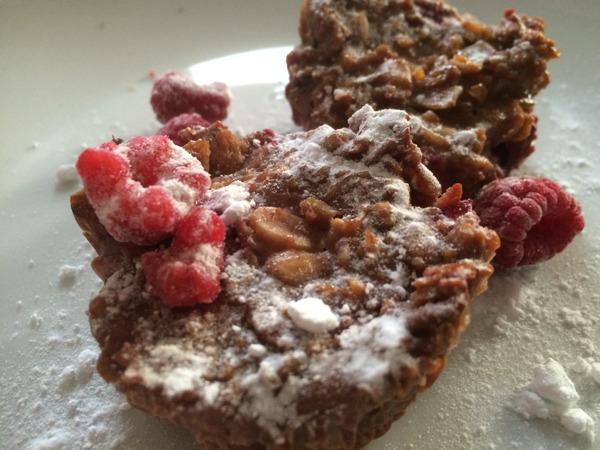 Low-Carb Tropic-Müsli Muffins fertig gebacken