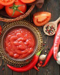 Rezept für Lower-Carb Ketchup
