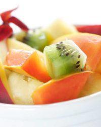 Rezept für Obstsalat Tropical