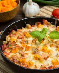 Rezept für Hühnchen Casserole Mexikanische Art