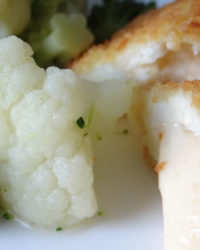 Vegetarisches Low-Carb Filet