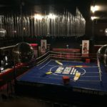 Fight and Dance Event Boxring