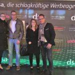 Konzelmanns Original und dsa Marketing beim Box-Event