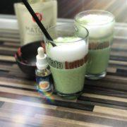 Matcha Latte Macchiatto