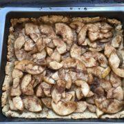 Low-Carb Birnen Tarte Rezept