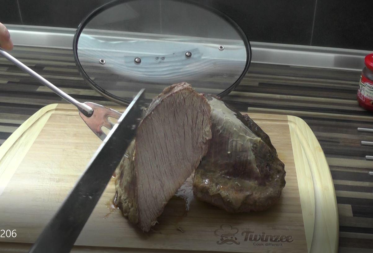 Rinderbraten im Slow Cooker