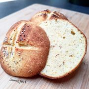 Rezept Low Carb Brötchen mit Mehl Mix