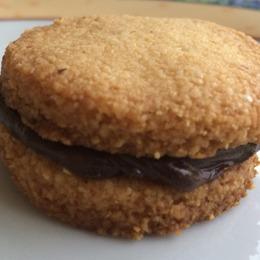 low carb weihnachts rezepte: prinzessinnen kekse