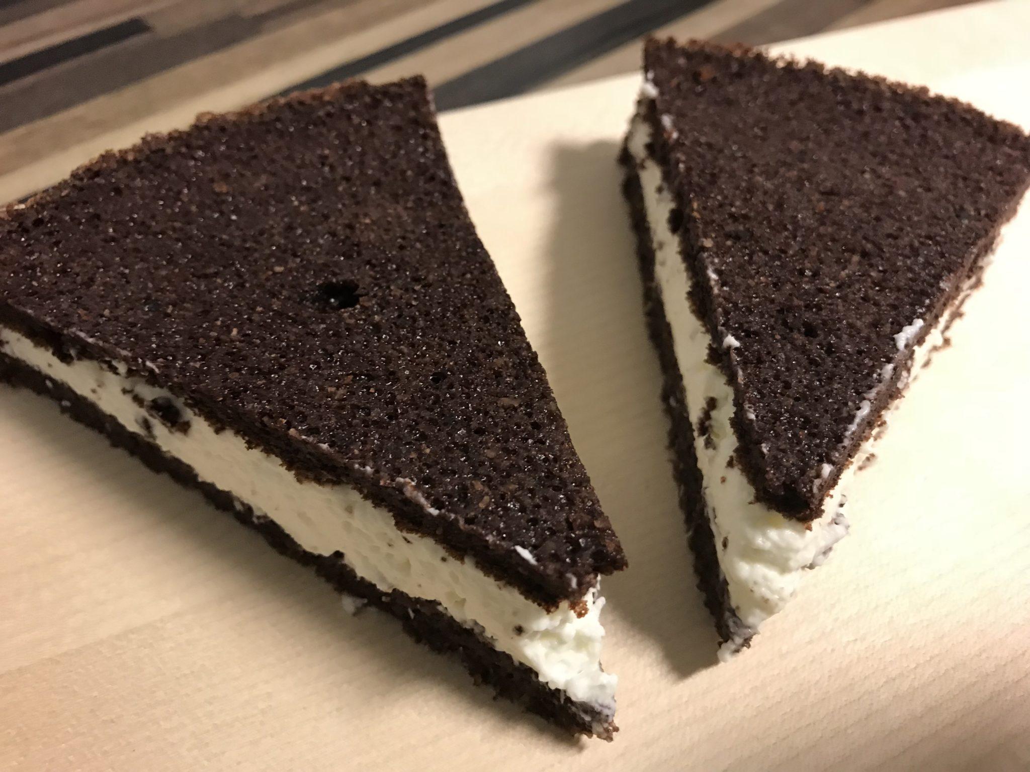 Low-Carb Kuchen mit Kokoscreme