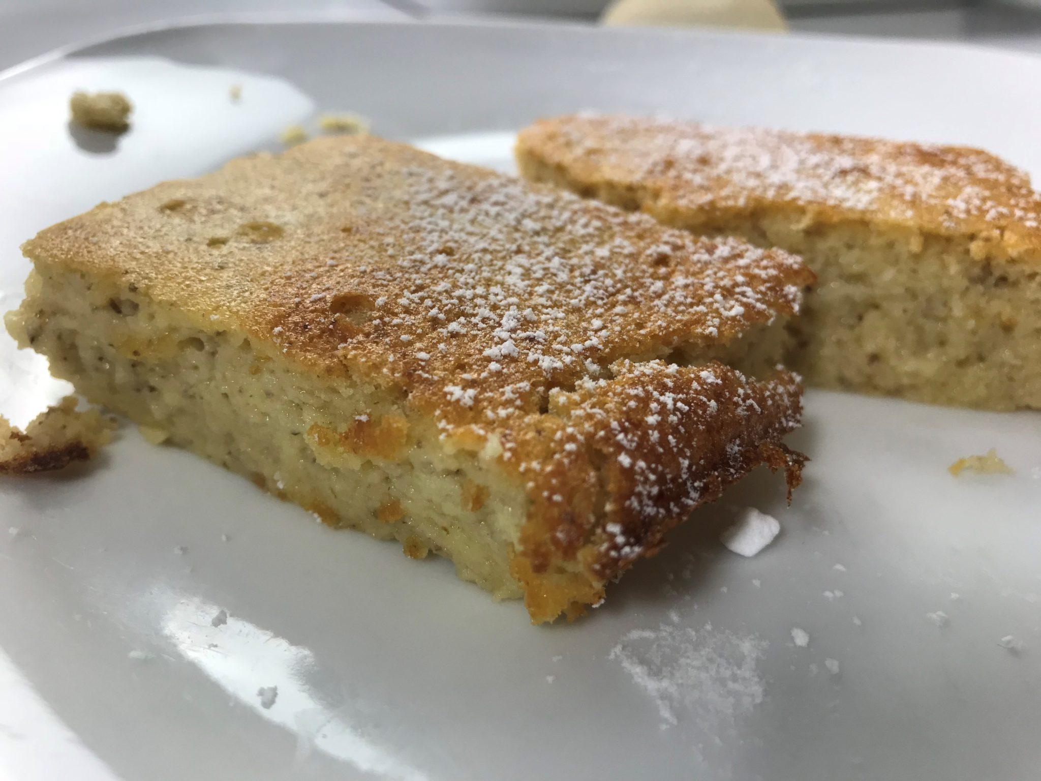 Leckerer Low-Carb Magic Cake