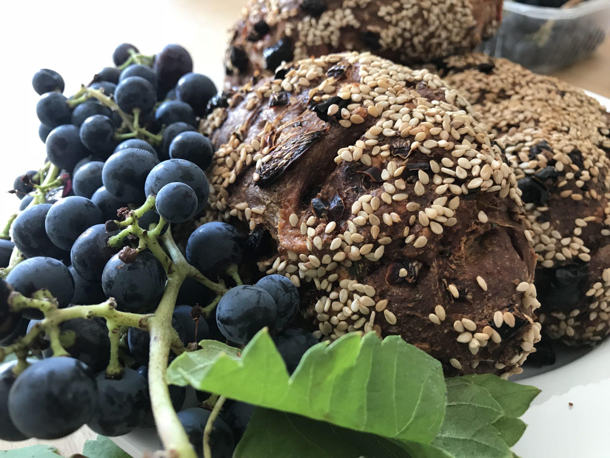 Mediterranes Konzelmanns Protein Brot