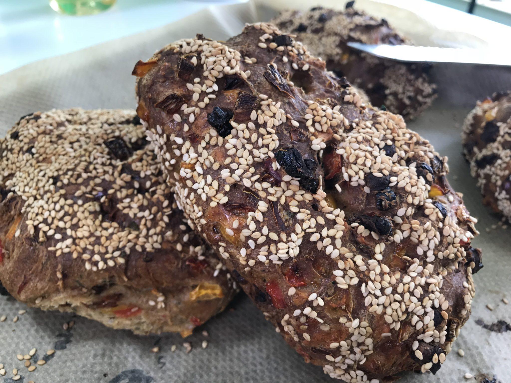 Mediterranes Baguett Konzelmanns Protein Brot