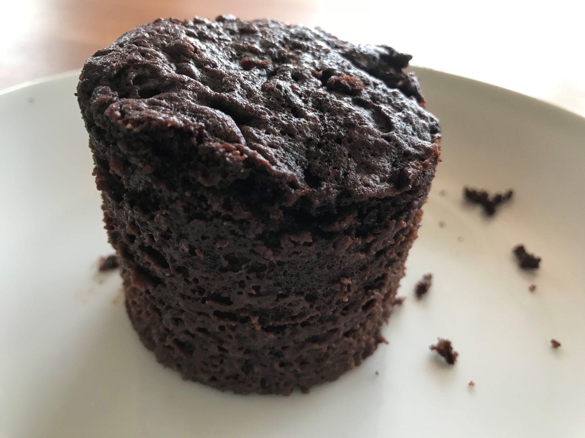 Mud Cake Protein Tassenkuchen