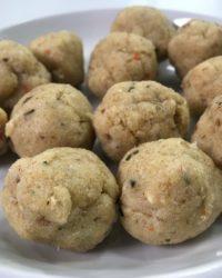 High-Fiber Dumplings Rezept