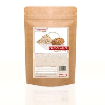 Low-Carb Brot Backmischung Kraftkornbrot