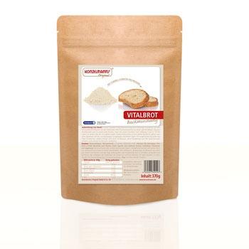Low-Carb Brot Backmischung Vitalbrot