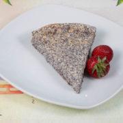 Rezept für Protein Mohnkuchen mit nur 2g Zucker
