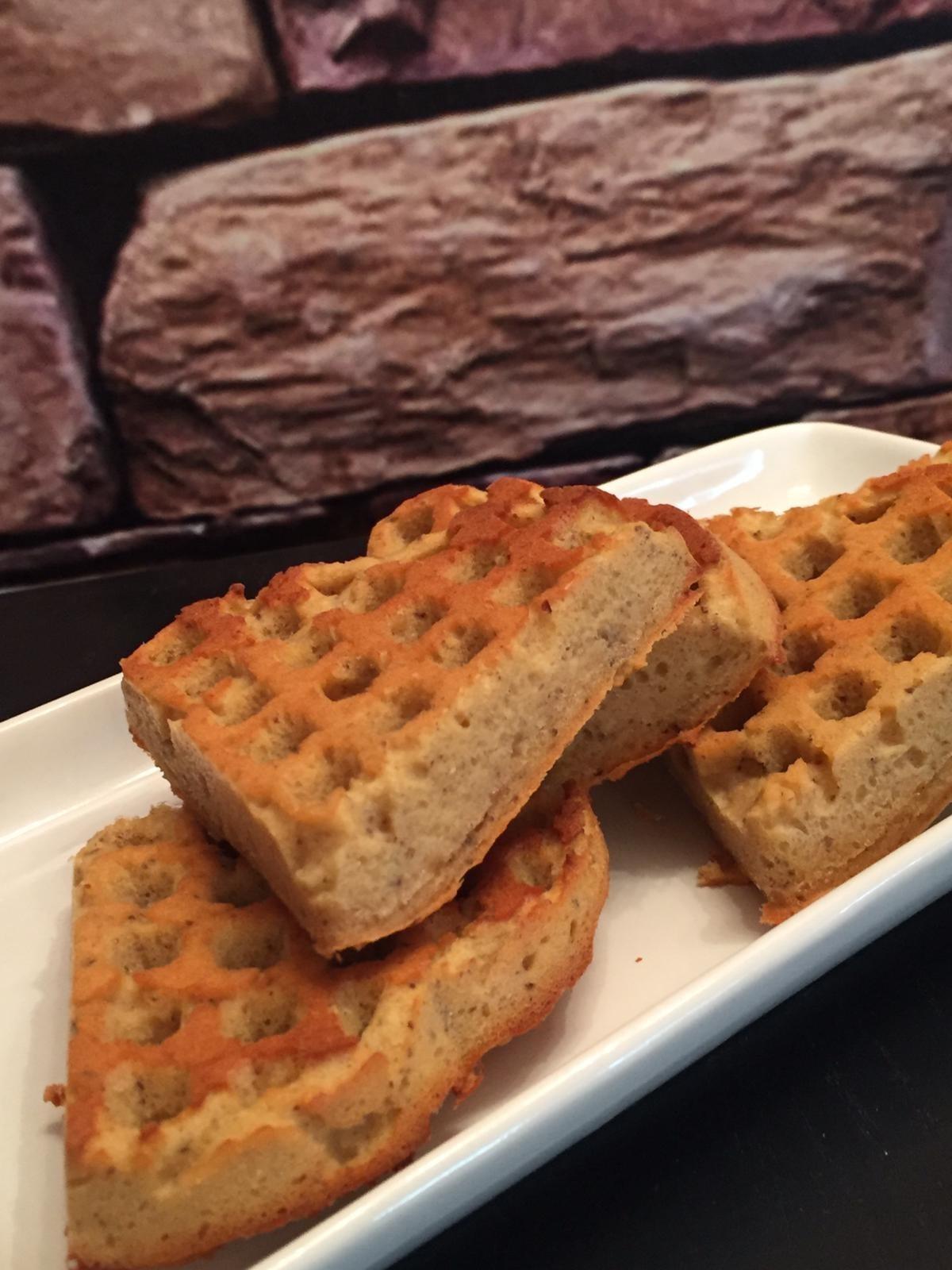 Rezeptbild Frühstückswaffeln mit Kefir