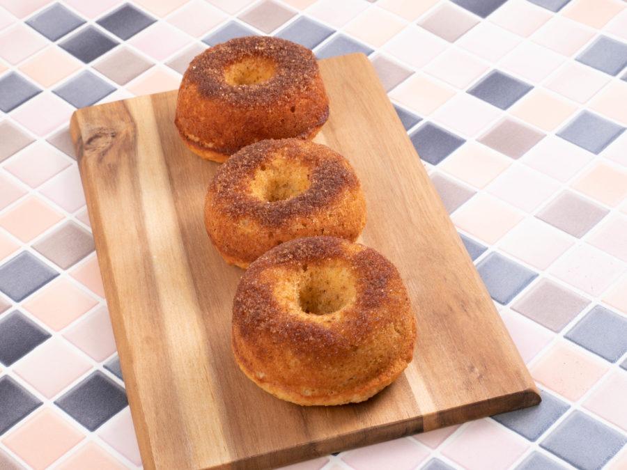 donut-Rezept mit weniger kohlenhydraten