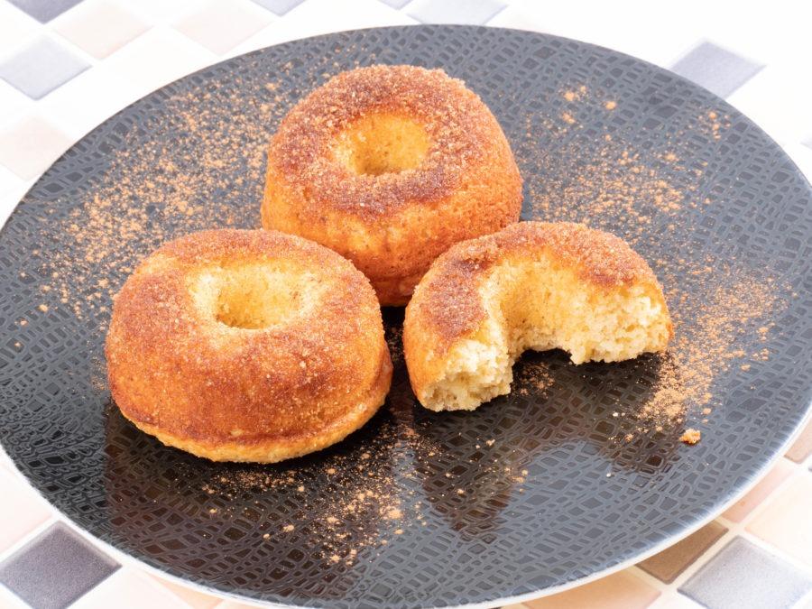 köstliche Low-Carb Donuts Rezept