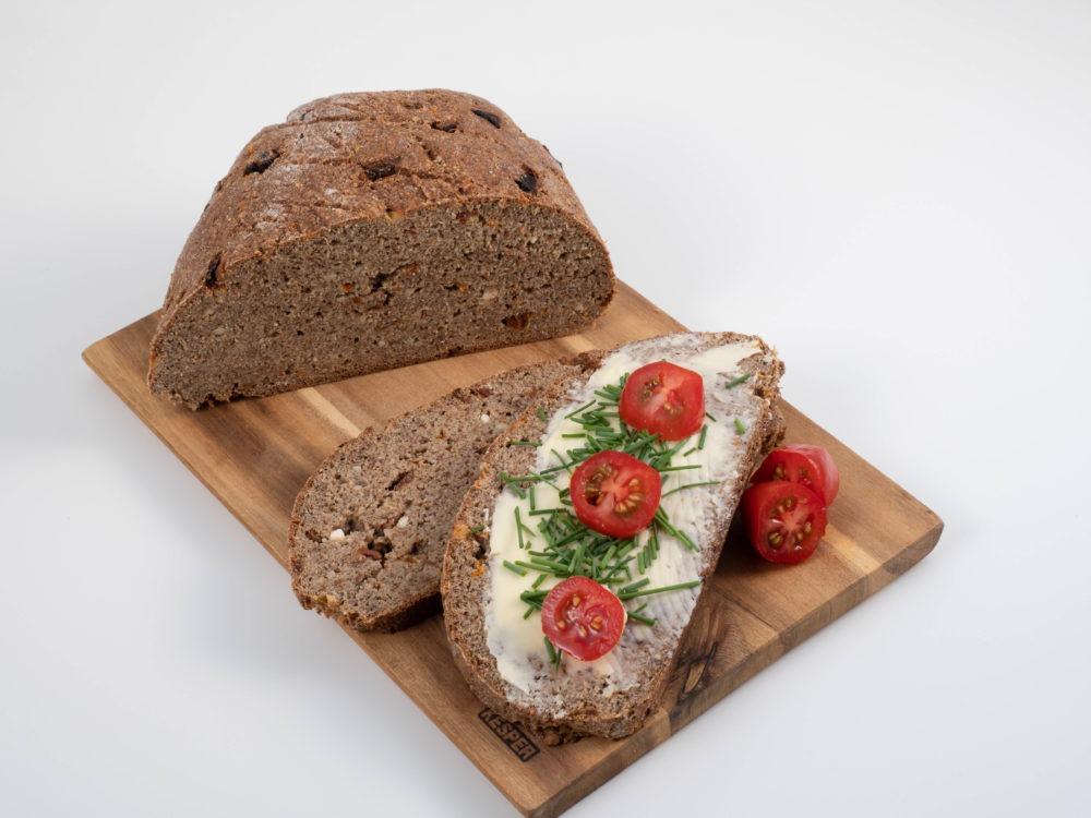 Das Rustikale Brot Rezept mit weniger Kohlenhydraten