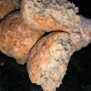 Herzhafte Snack Bällchen