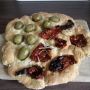 Low Carb Foccacia 3