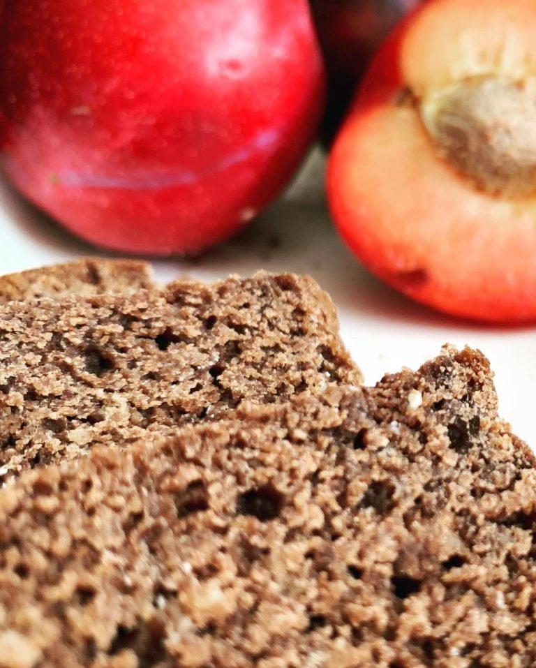 Protein Rezept zu Weihnachten Winter Pflaume mit weniger Kohlenhydrate
