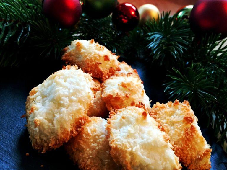 Rezeptbild Kokosmakronen ohne Zucker Zusatz