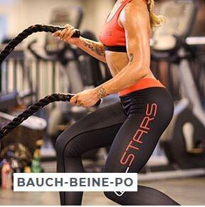 Trainingsplaene Bauch-Beine-Po