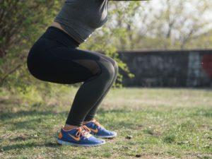 Kniebeugen- eine Königsdisziplin für Anfänger und Fortgeschrittene Frauen und Männer