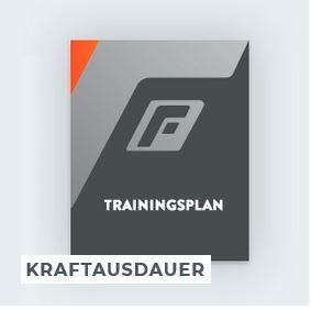 Trainingsplan Kraftausdauer